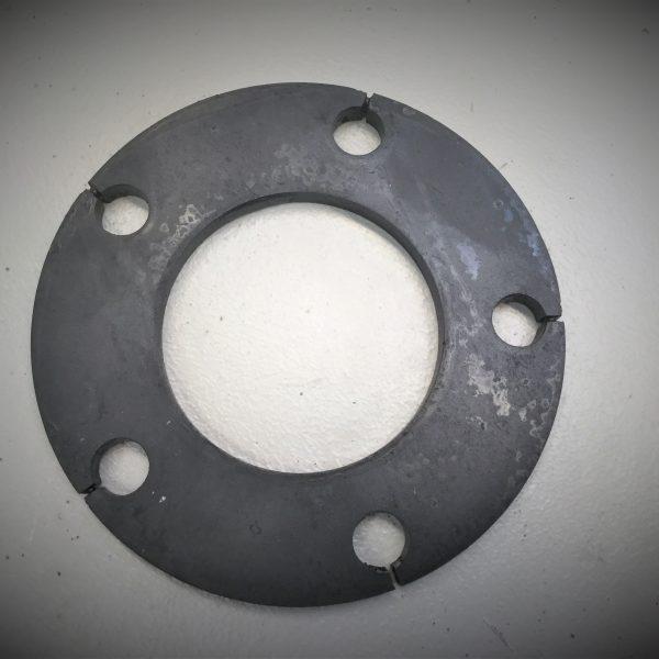 dingo wheel spacers