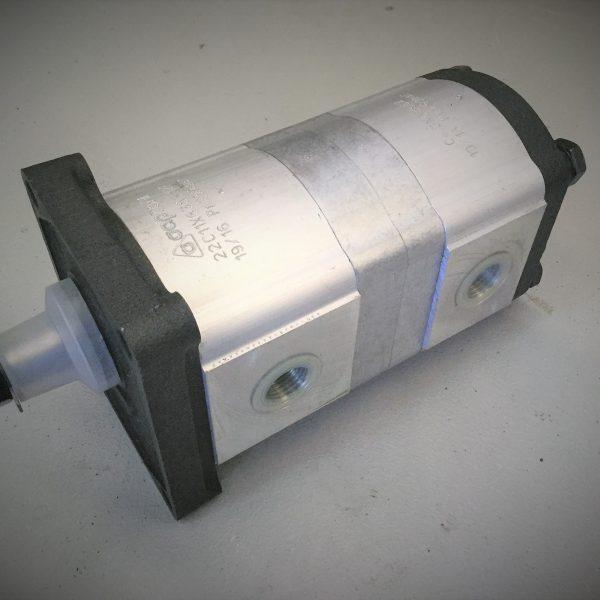 hydraulic pump dingo