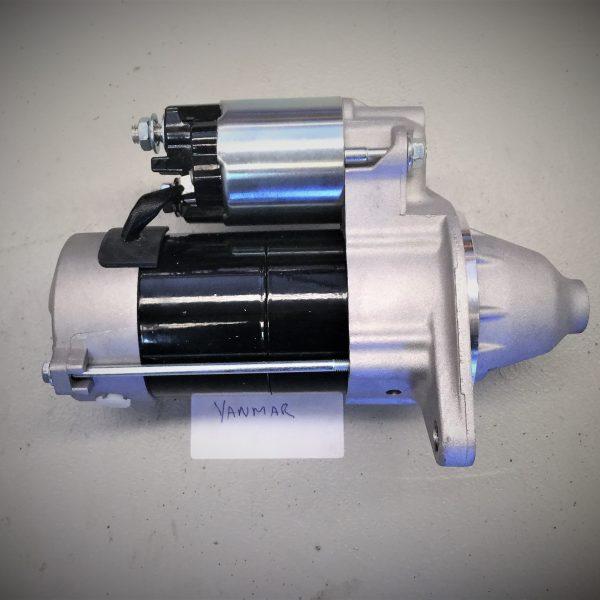 dingo k94 yanmar starter motor