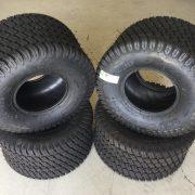 dingo mini loader turf tyres x 4