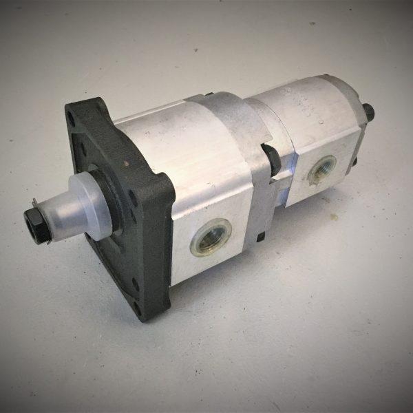 dingo hydraulic pumps tandem dingo k93