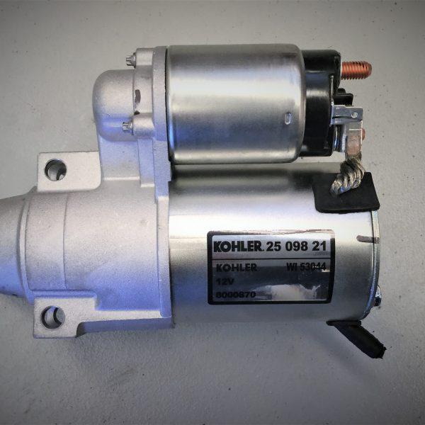 dingo k93 kohler starter motor