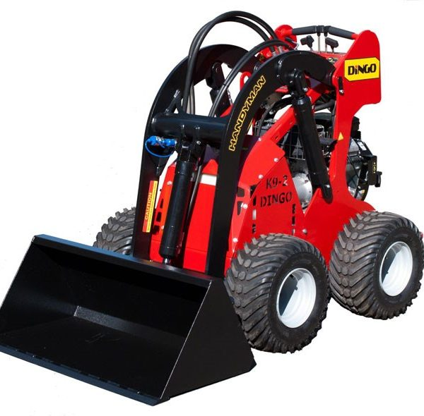 dingo mini digger k92 - 760mm wide