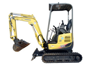 mini excavator hire midland