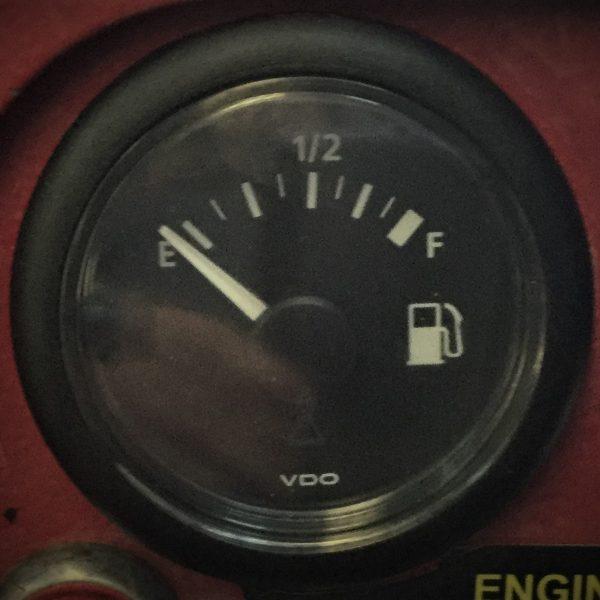 dingo k94 fuel gauge