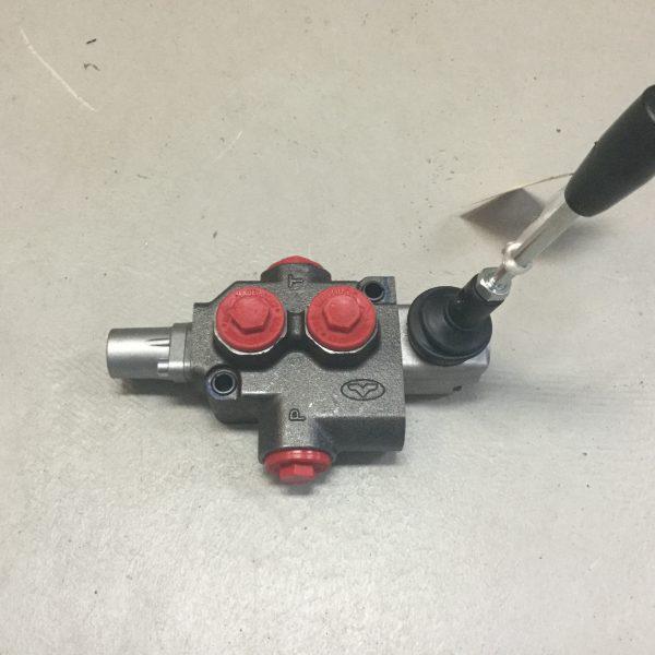 pump selector valve - dingo 950/k93